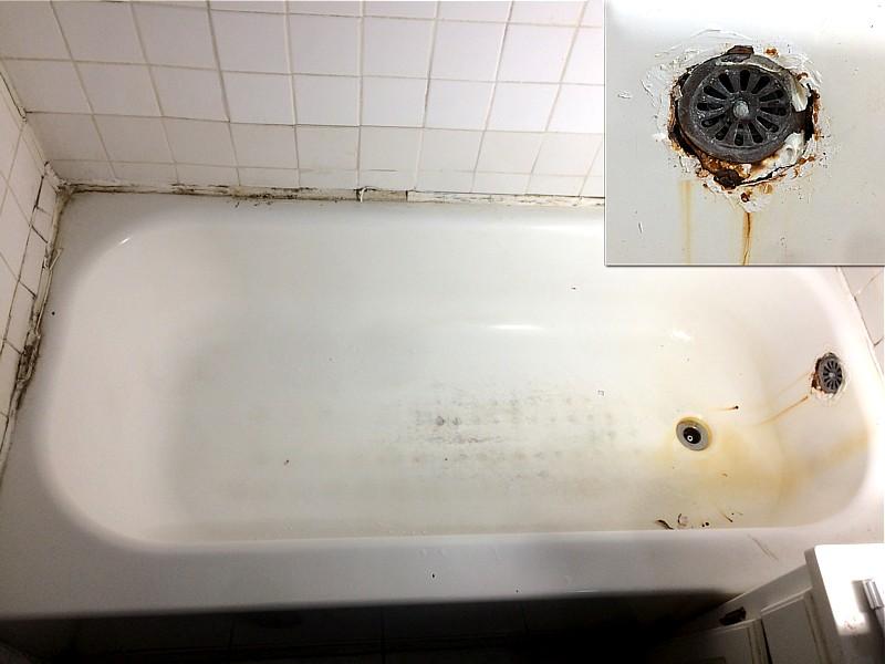 Bathtub Repair Refinishing Jacksonville Fl